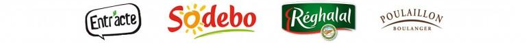 Bandeau représentant le fournisseur présent dans nos distributeurs de sandwichs