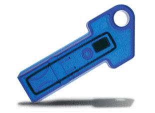 Exemple de clé programmable pouvant équiper nos distributeurs automatiques.