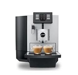 Machine à Café pour les professionnels de l'HoReCa. Il s'agit de la machine Jura x8